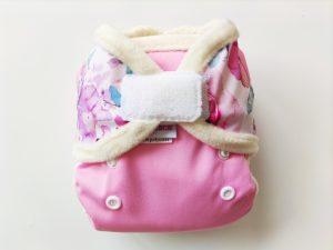 Novorodenecke látkové plienky Kvetinky - titulka